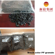 Black Color Recycled PP Granule
